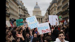 Marche des jeunes pour le climat : 29.000 à 40.000 manifestants à Paris