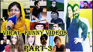 Viral Funny Videos Part 3  | Weekly Virals |   Latest Memes |The Memes Hub