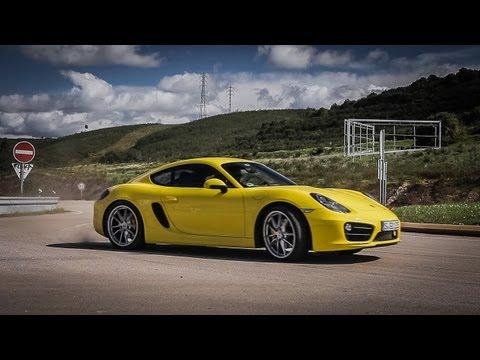 Porsche Cayman S review