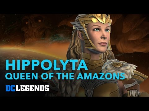 DC Legends: Hippolyta - Queen of the Amazons Hero Spotlight