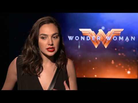 Wonder Woman: Gal Gadot Exclusive Interview
