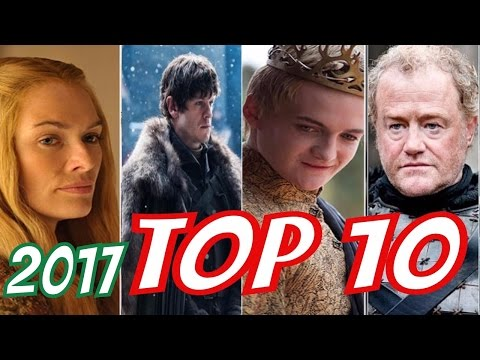 Top 10 Game of Thrones Hateful Characters 2017