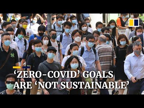 Professor Bruzzone: Hong Kong, Australia's goal to eliminate Covid-19 'not sustainable'