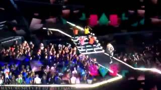 Madonna Celebration NEW MDNA Tour EUROPE Bluray