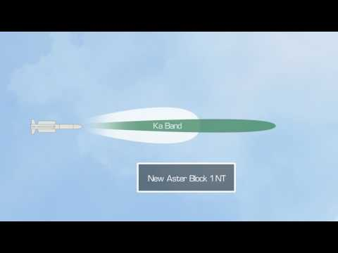 Aster Block 1 NT missile: the advantages of the new Ka-band seeker