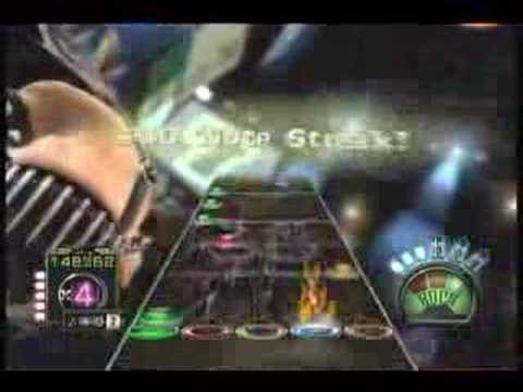 Guitar Hero 3 - Generation Rock Expert 100%