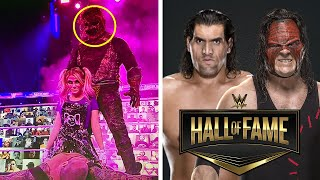 Kane and Great Khali In WWE HOF '21...New Fiend Not Bray Wyatt?...Peacock Erases...Wrestling News