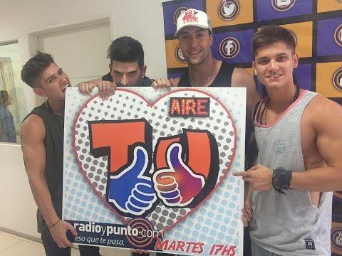 13/12/2016 Punky Lemon en TU LIKE - Radio y Punto