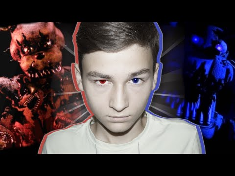 СНОВА ОНИ ٥̯͡٥  | Five Nights At Freddy's 4