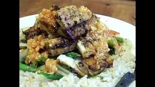 Blackined Cajun Mahi Mahi 5/5-7 Chef John The Ghetto Gourmet