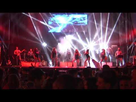 Orquesta Biorritmos Espectáculo - Quiero Beber Hasta Perder El Control + Great Balls Of Fire