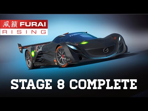 Real Racing 3 Furai Rising Stage 8 Upgrades 1332321 - Total Cost Only 70 Gold RR3