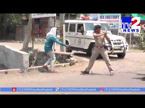 Gulbarga Police Beating