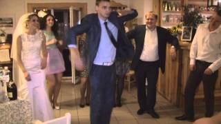 Проведение свадьбы  -  ведущий свадьбы Слава Киричук