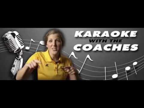 Karaoke with the Southern Miss Coaches: Amanda Berkley