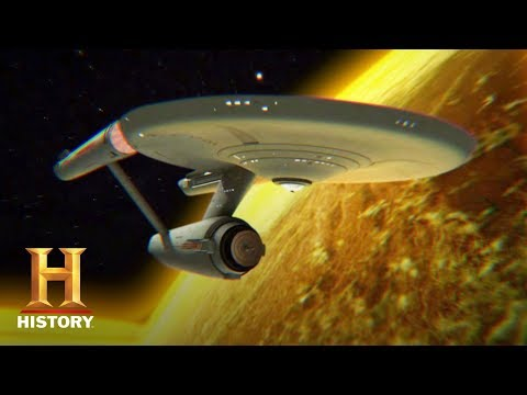 "Ancient Aliens: Is ""Star Trek"" Real? (S11, E8) | History"