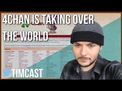 4CHAN IS TAKING OVER THE WORLD