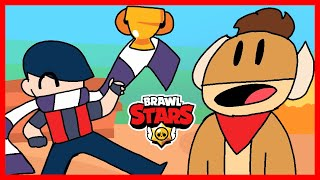 ⭐️ EDGAR & HORNSTROMP - BRAWL STARS ANIMATION