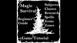 Magic Survival | Complete Beginner's Guide | Subjects, Classes, Items, Research, everything to know screenshot 5