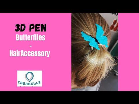 3D Pen butterfly