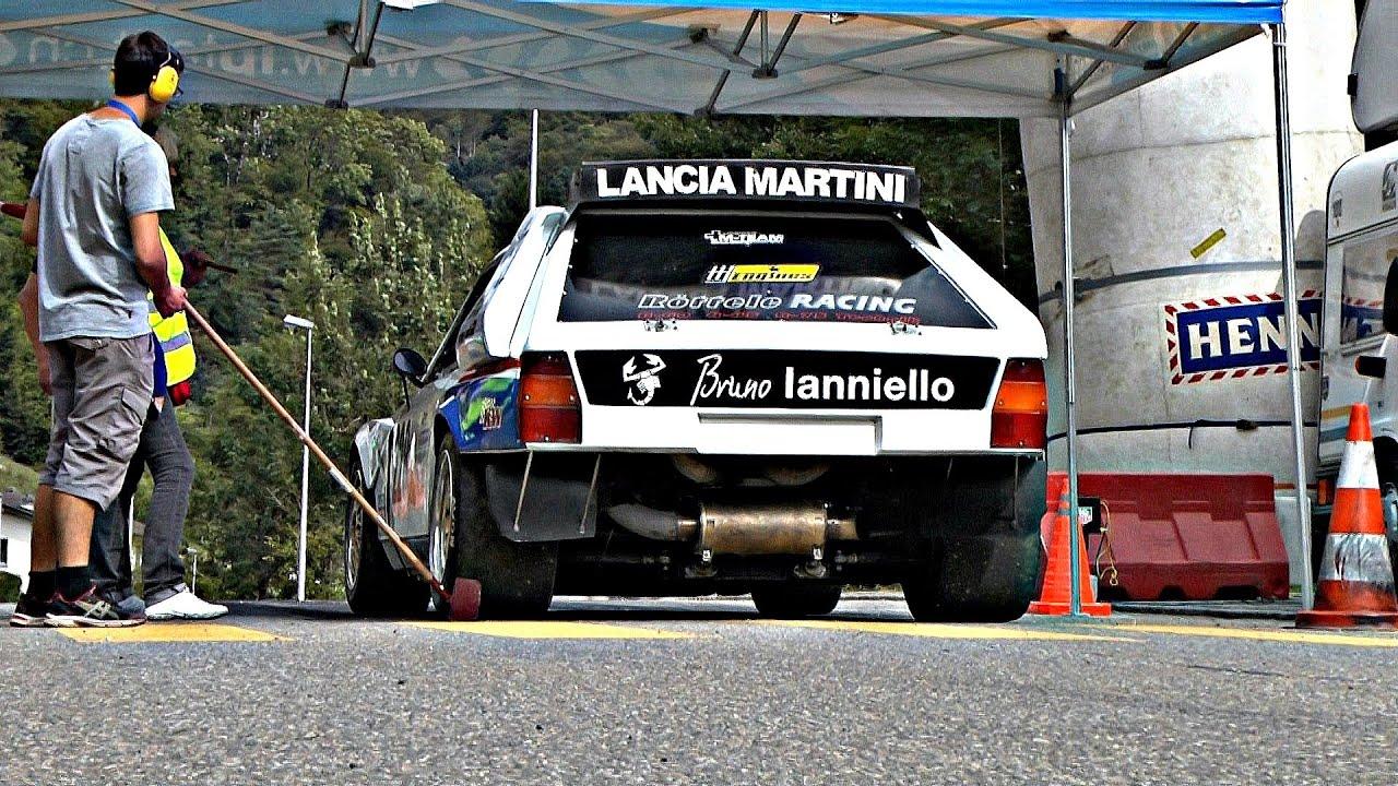 Bruno ianniello lancia delta s4 st ursanne 2014 youtube vanachro Choice Image