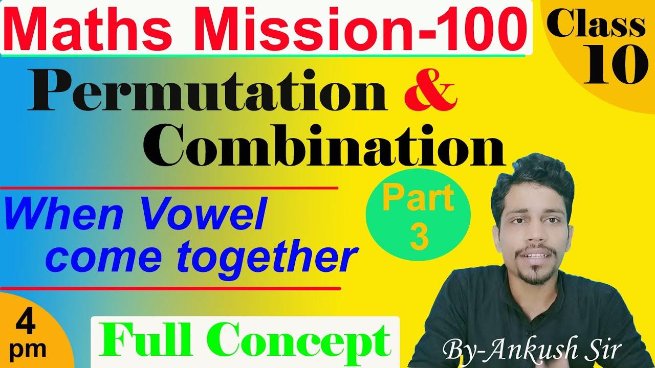 Maths Mission (class-10) //By-Ankush Sir//