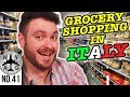 Italian Supermarket Shopping - My Life In Italy