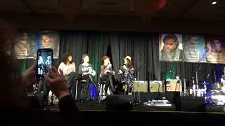 SPNSEA 2018 Lisa, Kim, Ruth, Alaina and Rachel Panel
