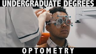 BSc Courses: Optometry at The University of Manchester