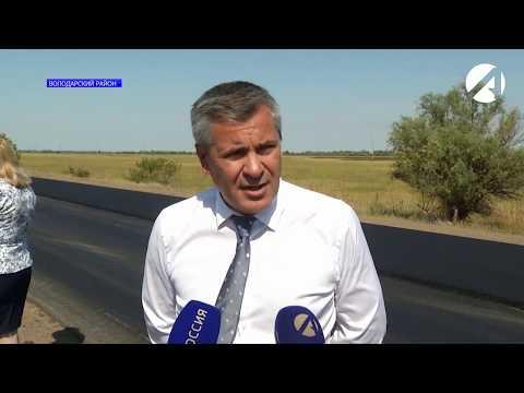 Советник губернатора Михаил Богомолов посетил с инспекцией Володарский район