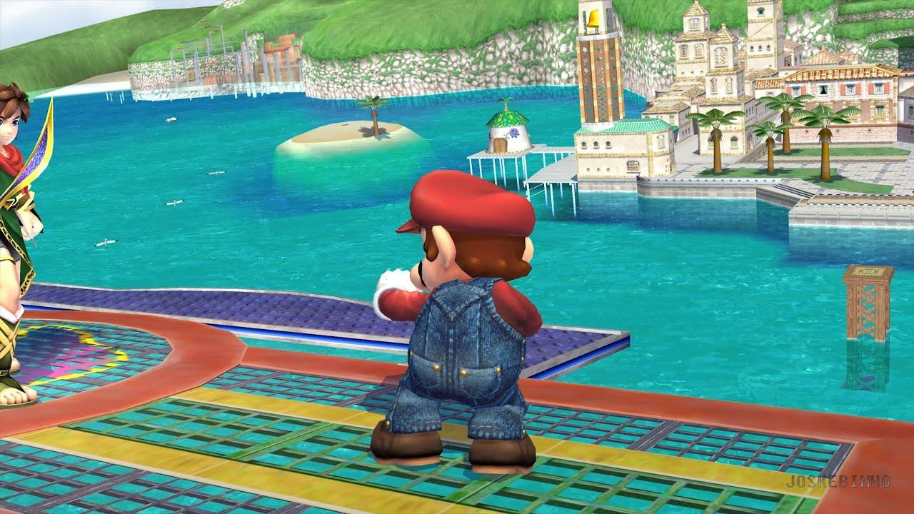 Descargar Super Smash Bros Brawl - Juegos Full para PC