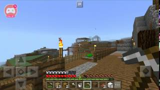 Watch me play Minecraft - Pocket Edition day 19 why can