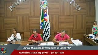 Câmara Municipal de Colina - 13ª Sessão Extraordinária 09/12/2019