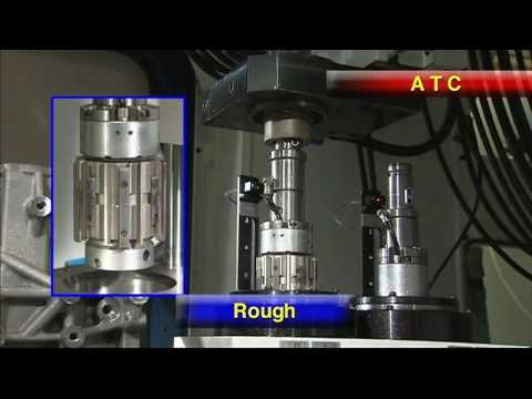 T-32N-C CNC Honing Machines | Machine Tool Business | Business