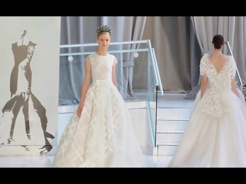 Peter Langer | Full Show | Bridal Fashion Week | Spring/summer 2018
