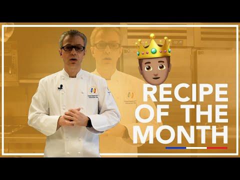 Recipe Of January 2019: The King's Cake !