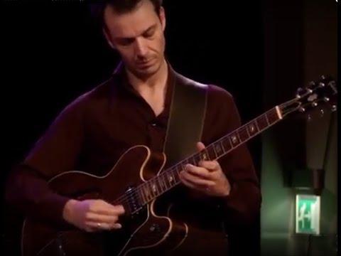 jesse van ruller / netherlands dutch jazz guitar