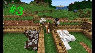 | Minecraft выживание | Загон для животных | #3