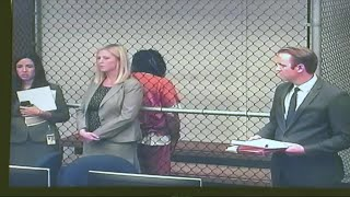 RAW: Holy Fire Suspect Initially Refuses To Show Face In Court thumbnail