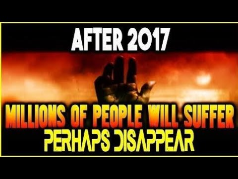 RED ALERT! JIM WILLIE | After 2017, millions of people will suffer and perhaps disappear