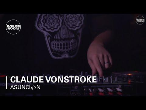 Claude Vonstroke Boiler Room Asunción DJ Set
