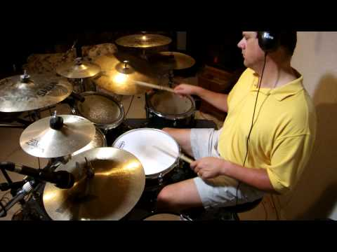 Maceo Parker - Uptown Up - drum cover by Steve Tocco