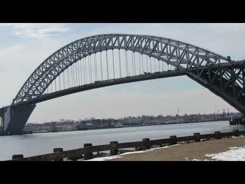 Bayonne bridge update