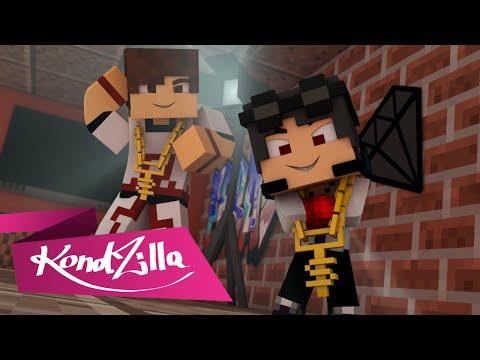 Mc Rick Marin & Wiizinho - Q U A D R A D A M E N T E  Paródia MALANDRAMENTE Minecraft