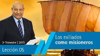 Pastor Bullón - Lección 5 - Los exiliados como misioneros