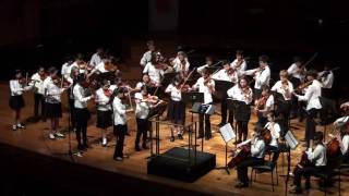 Mozart - Alleluia - Exultate Jubilate - Wolfgang Amadeus Mozart  K 165 - Chamber Strings - SYO