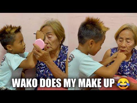 Download VLOG #226 : WAKO DOES MY MAKE UP