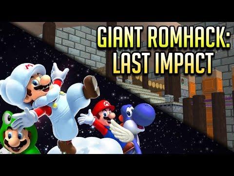 Super Mario 64: Last Impact (N64) - Hack Download | GO GO Free Games