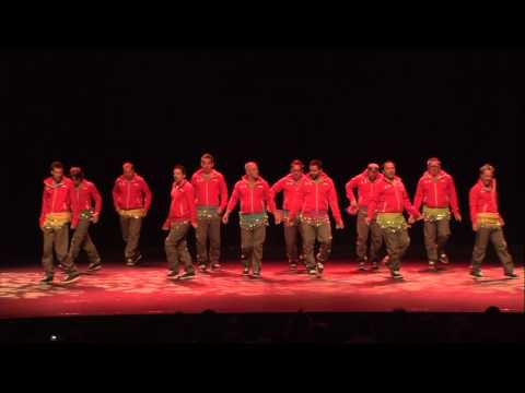 Dance World Cup 2012 - Canada - Daddy Cool - Adult Open