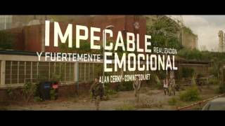 connectYoutube - Melanie Apocalipsis Zombi - Saludo Colm McCarthy (Director)